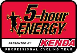 5-Hour Energy presented by Kenda Racing Team
