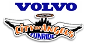Volvo CIty of Angels Fun Ride