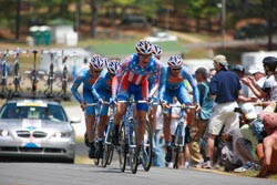 Tour de Georgia presented by AT&T Generates $38.6 Million Direct Economic Impact for State of Georgia