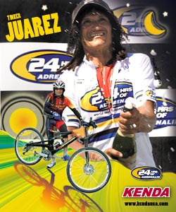 Kenda Continues Support of 24 Hours of Adrenalin Series;