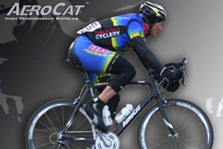 Texas Roadhouse Cycling Team selects AeroCat