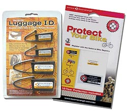 New BoomerangIt® I.D. Packs make an easy add-on sale that helps protect a customer's investment at an affordable price