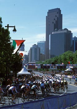 Professional Men's Teams Named for Commerce Bank Triple Crown of Cycling