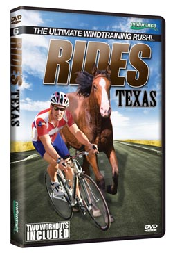 Endurance Films Releases New Volume in Rides Indoor Cycling Series