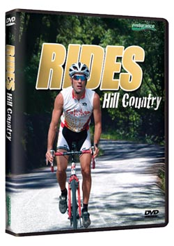 Endurance Films Releases New Wind Trainer Video -  Rides:  Hill Country