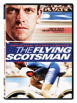 The Flying Scotsman:  Jonny Lee Miller Stars in the Remarkable, True Story of Cyclist Graeme Obree