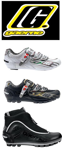 2007 Gaerne Cycling Shoes now available from UBP!