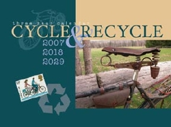 2007 Cycle & Recycle Calendar Celebrates Cycling