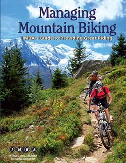 New IMBA Book Promises Great Riding