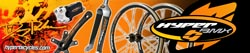 Kemco and Hyper Bicycles Create New BMX Components