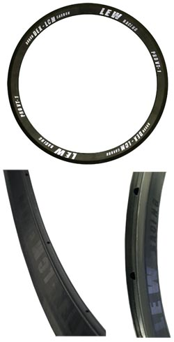 Lew Racing features 16 years of wheel design expertise 
