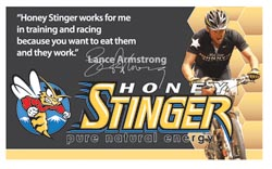 Lexco Distributes Honey Stinger; <br>