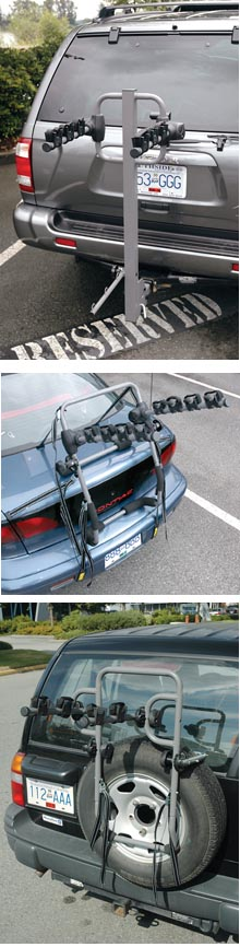 Lexco Goes Stealth with Bike Carriers