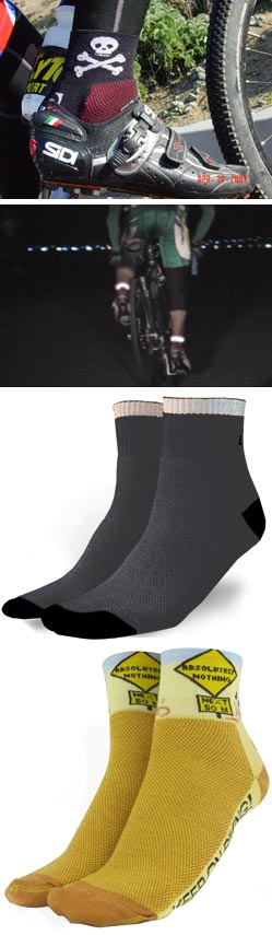 Lin Socks Continue Produce the Highest in Performance, Style and Comfort in Cycling Socks