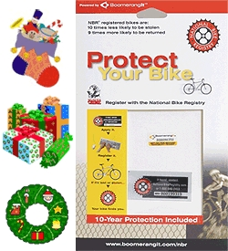 National Bike Registry Offers <br>