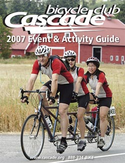 Ad Deadline is Friday for NW Bicycling Guide