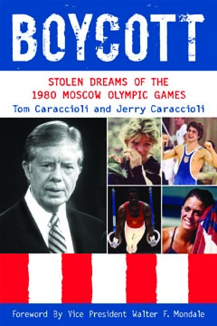 Cyclist Thomas Schuler Featured in Book Boycott:  Stolen Dreams of the 1980 Moscow Olympic Games