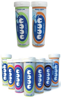 nuun family grows to five flavors and two sizes