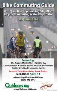 Outdoors NW Publishes Bicycle Commuting Guide