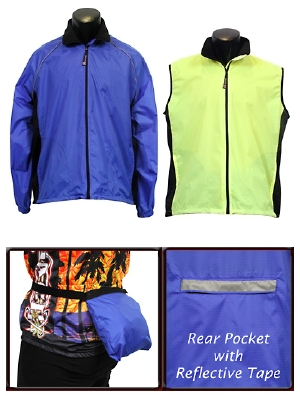 Pace Sportswear Introduces line of Safety Jackets & Vests