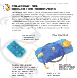 Polarpak Introduces a New Gel Cooled Hydration Reservoir