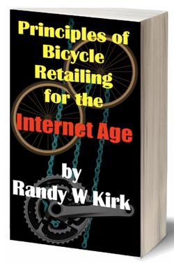 Principles of Bicycle Retailing Now a Best Seller Says Author