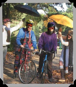 SKS USA presents Worst Day of the Year Ride in Portland, Oregon on February 15
