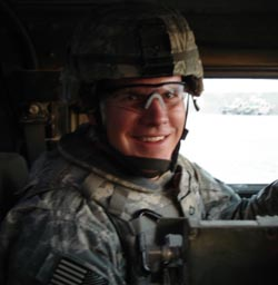 La Jolla, Calif. Bike Store Owner Loses Son in Iraq;<br>
