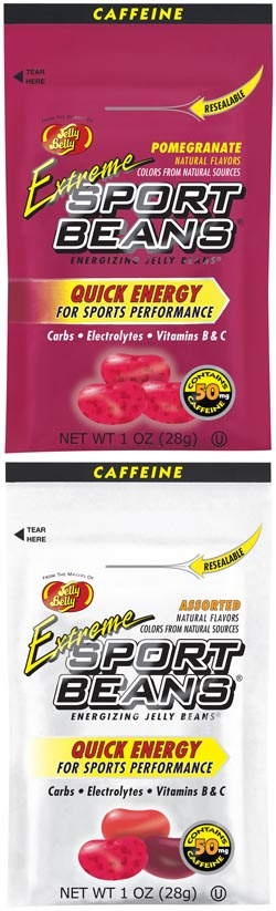 Extreme Sport Beans Adds Pomegranate Flavor and Assorted Mix to 