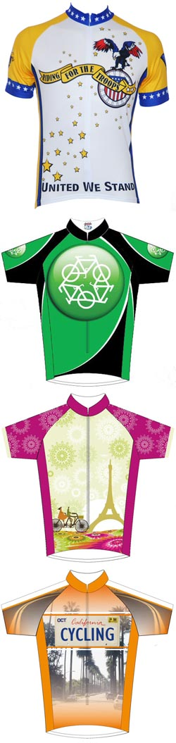 There Is a New Kid in Town for Your Cycling Apparel Needs!!!
