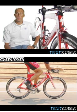 Testrider.com puts Specialized's 2008 S-Works Transition to the test