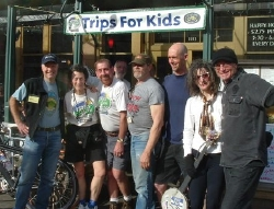 Trips for Kids Annual Brews, Bikes, and Bucks Fundraiser a Great Success