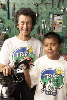 Trips for Kids Founder Receives Prestigious University of Michigan 