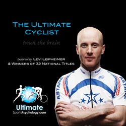 Olympic Bronze Medalist, Levi Leipheimer, to Endorse <I>The Ultimate Cyclist Sports Hypnosis</I> CD