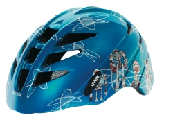 UVEX Sports introduces new inmold helmet with UV protection for junior rider