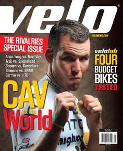 VeloNews Magazine Changes Name to Velo