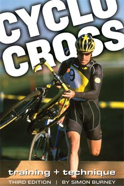 Prepare for Cyclocross Season with Simon Burney's Updated Book, Cyclocross Training and Technique