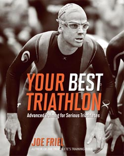 Joe Friel Writes New Book Your Best Triathlon for Serious Triathletes