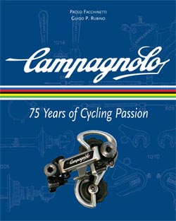 Campagnolo Celebrates 75th Anniversary with a Lavish History Book, Campagnolo: 75 Years of Cycling Passion