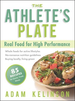 Enjoy Real Food and Higher Performance with The Athlete's Plate