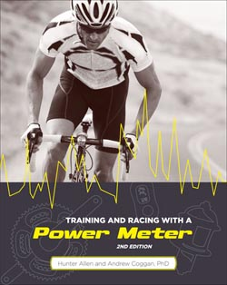 Cycling Experts Update Book on Training and Racing with a Power Meter