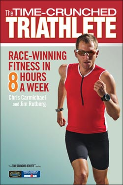 Chris Carmichael's New Book Unlocks Speed for Time-Crunched Triathletes