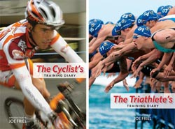 VeloPress Revises Bestselling Training Diaries for Cyclists and Triathletes