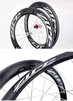 Zipp Releases 808 Carbon Clincher, New Firecrest™ Rim Shapes for 404 and 808 Tubulars