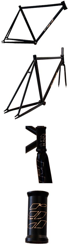 RYD Announces new Satellite Frame and Fork